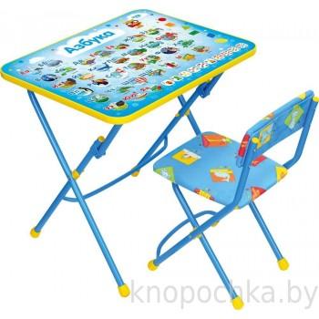 Набор детской мебели Ника КУ1 Азбука