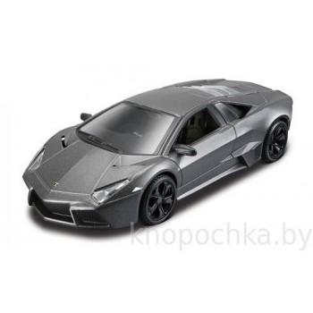 Модель автомобиля Lamborghini Reventon 1:24 Bburago 18-21041