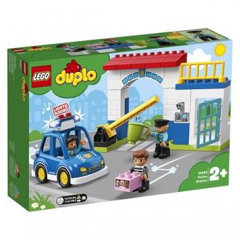 Lego Duplo 10902 Полицейский участок