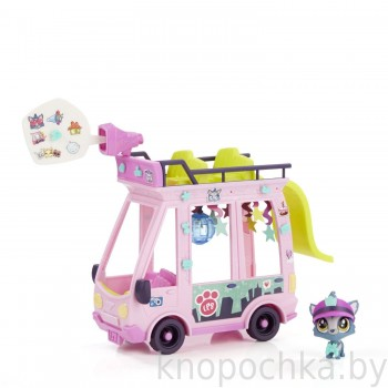 Игровой набор Littlest Pet Shop Автобус
