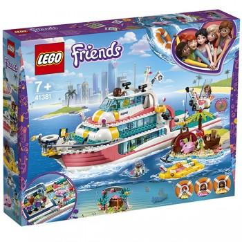 Lego Friends 41381 Спасательная Лодка