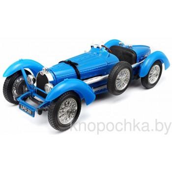Коллекционная модель автомобиля Bugatti Type 59 (1934) 1:18