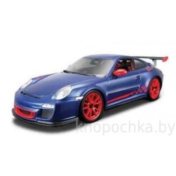 Сборная машинка Porsche 911 GT3 RS Bburago 1:18