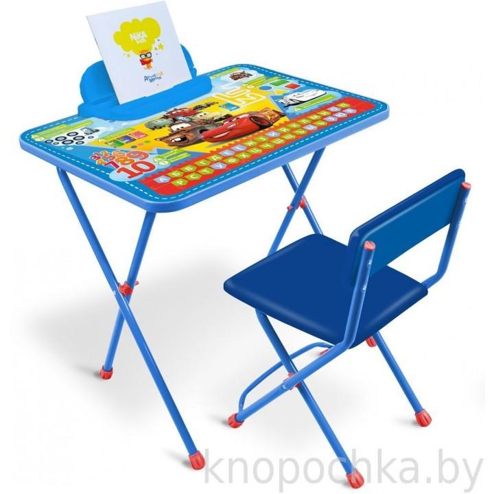 Набор детской мебели Ника Тачки Д1П/Т