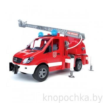 Игрушка Брудер MB Sprinter пожарная машина Bruder 02532
