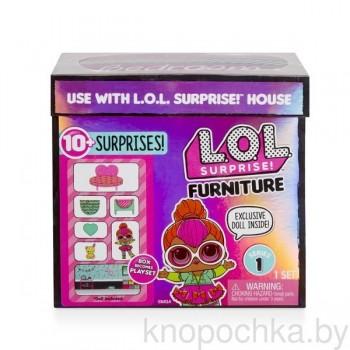 Набор Lol Furniture с куклой Neon Q T и мебелью
