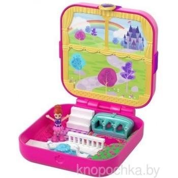 Мини-мир Полли Покет Сундучок для принцессы Лайлы Polly Pocket GDK80