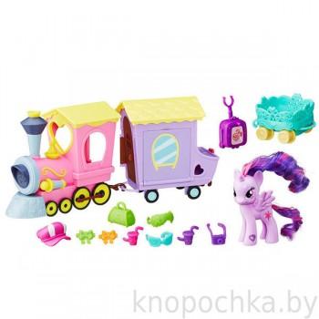 Игровой набор Поезд Дружбы My Little Pony B5363