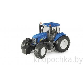 Игрушка Брудер Трактор New Holland T8040 Bruder 03020