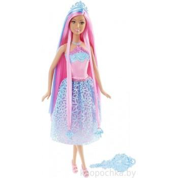 Кукла Барби Принцесса с длинными волосами DKB61