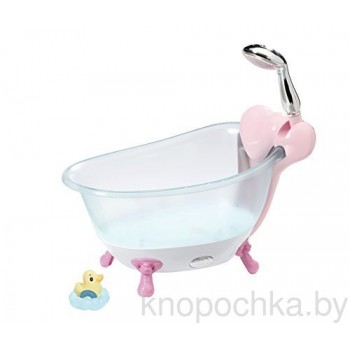 Интерактивная ванна для куклы Baby Born 824610