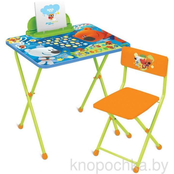 Детский столик и стульчик Ми-ми-мишки