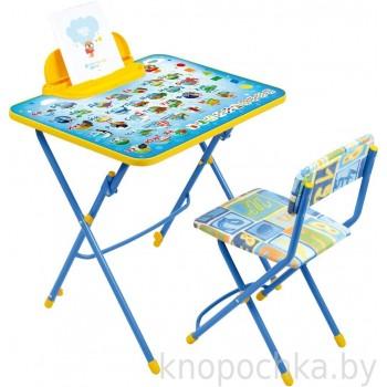 Набор детской мебели Ника КУ3 Азбука