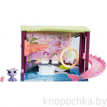 Набор Littlest Pet Shop Бассейн