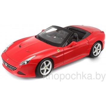 Коллекционная модель автомобиля Ferrari California T 1:18