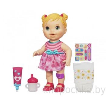 Кукла Baby Alive Вылечи малышку Hasbro