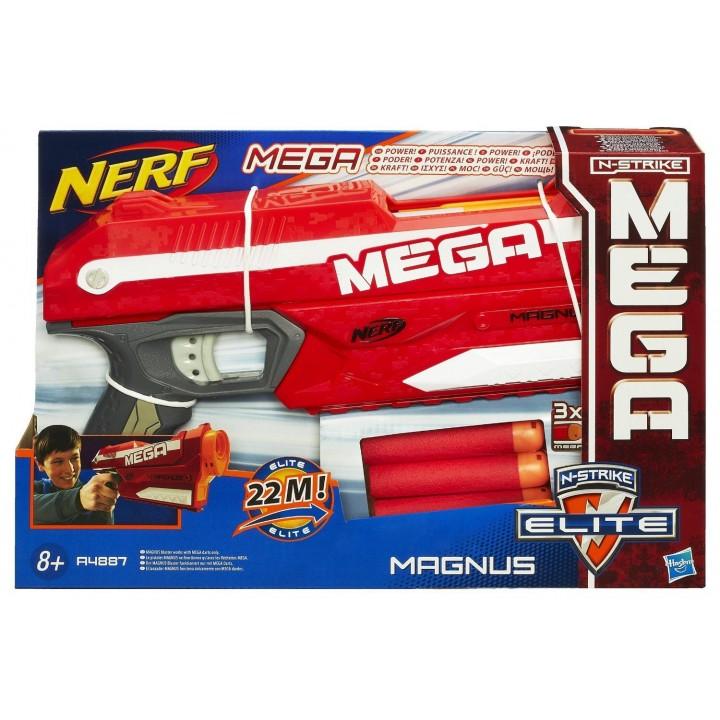 Бластер Нерф Мега Магнус Nerf A4887