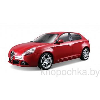Коллекционная машинка Alfa Romeo Giulietta Bburago 1:24