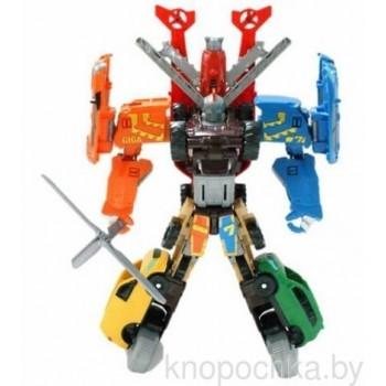 Робот-трансформер Мини Тобот Гига 7 301078