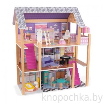 Кукольный домик с мебелью Kidkraft 65853