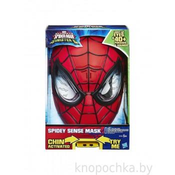Электронная маскка Человека-Паука Hasbro B5766