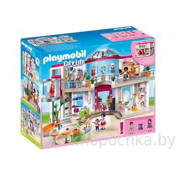 Меблированный торговый центр Playmobil 5485