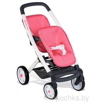 Кукольная коляска для двойни Maxi-Cosi Quinny Smoby