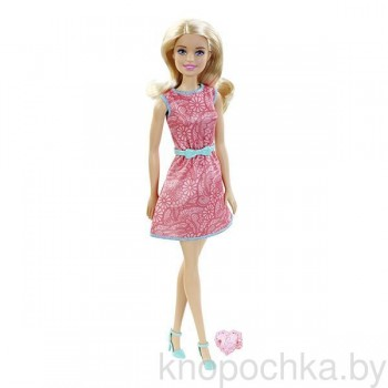 Кукла Barbie Модная одежда DGX62