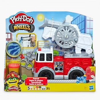 Набор Play Doh Пожарная Машина E6103