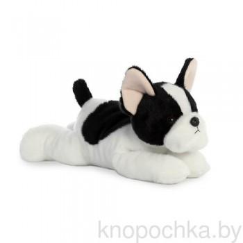 Мягкая игрушка Aurora Собака Французский бульдог, 30 см