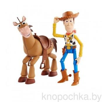 Игрушка История игрушек Вуди и Буллзай