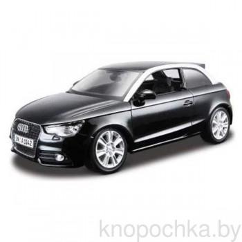 Коллекционная модель Audi A1 1:24 Bburago 18-21058
