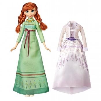 Кукла Холодное Сердце-2 Анна с дополнительным нарядом