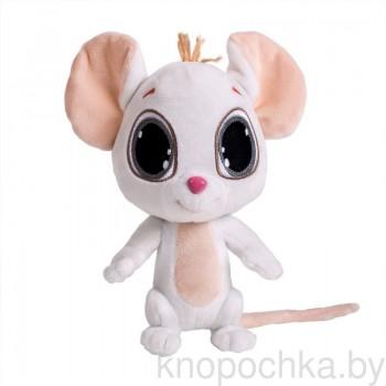 Мягкая игрушка Сказочный патруль Мышонок Шушик озвученный, 20 см