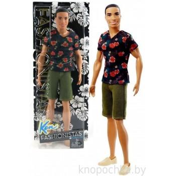 Кукла Barbie Кен Игра с модой