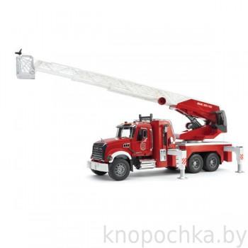 Игрушка Брудер Пожарная машина MACK Bruder 02821