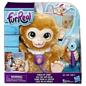 Интерактивная игрушка FurReal Friends Вылечи Обезьянку E0367