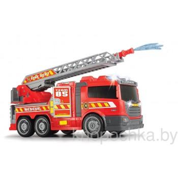 Пожарная машина Dickie, 36 см (с водой, свет, звук)