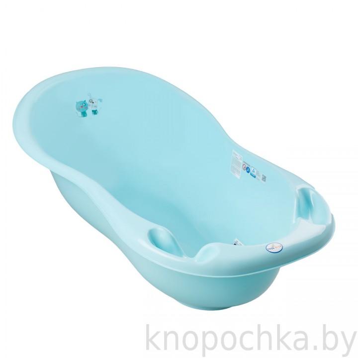 Ванночка детская Tega Кот и пес 86 см