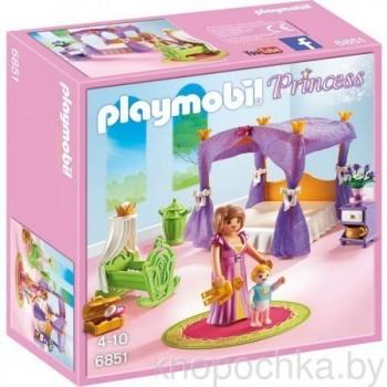 Playmobil 6851 Покои Принцессы с колыбелью