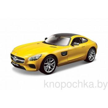 Сборная модель автомобиля Mercedes AMG  GT 1:24 Maisto 39134