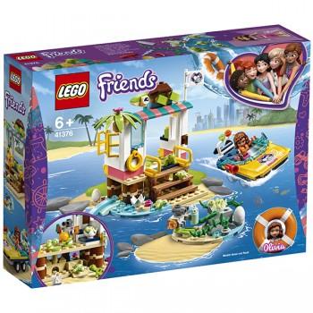 Lego Friends 41376 Спасение черепах