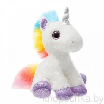 Мягкая игрушка Aurora Единорог радужный, 30 см