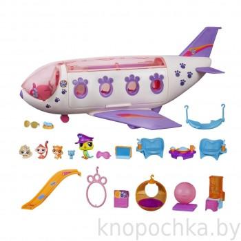Игровой набор Самолет Littlest Pet Shop