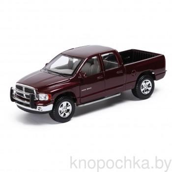 Коллекционная машинка Dodge Ram Quad Cab 1:24 Maisto 31963