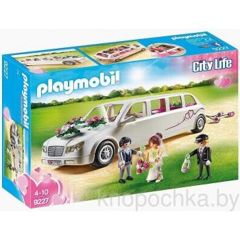 Конструктор Playmobil 9227 Свадебный лимузин