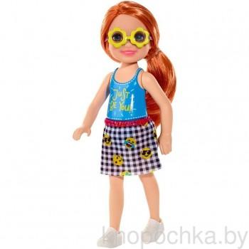 Кукла Челси рыженькая Barbie FXG81