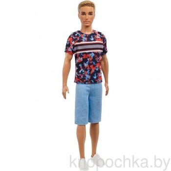 Кукла Barbie Кен FXL65 (родинка на щеке)