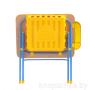 Детский столик и стульчик КУ2П с большим пеналом Принцесса