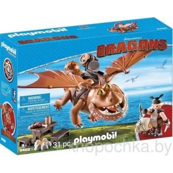Playmobil 9460 Рыбьеног и Сарделька